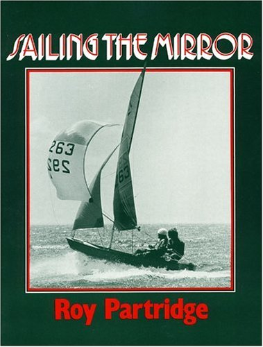 Sailing the Mirror book cover cover