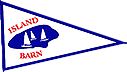 Island Barn Sailing Club burgee