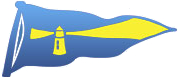 South Caernarvonshire Yacht Club burgee
