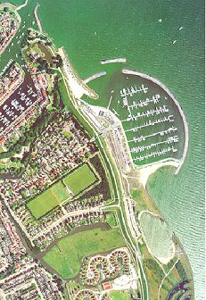 Plan view of the regatta centre at Medemblik