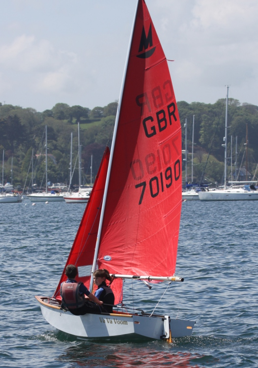 Mirror dinghy 60190