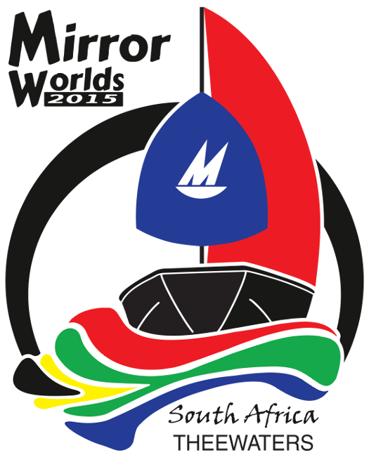 2015 Mirror Dinghy World Championships logo