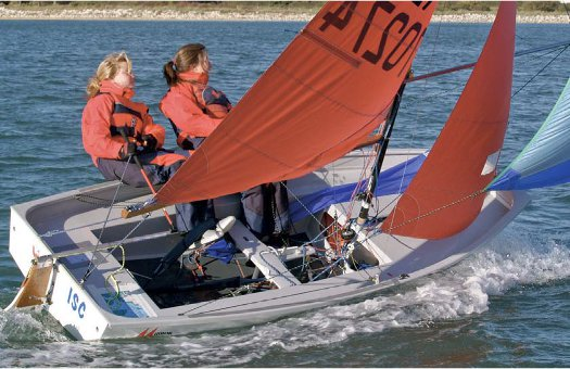 Mirror dinghy 70524