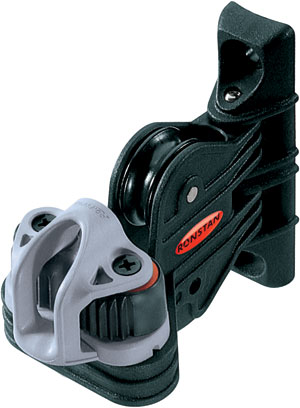 Ronstan RF5 swivelling cleat