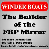 Winder Boats - The builder of the FRP Mirror